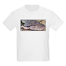 Reticulated Python Kids T-Shirt