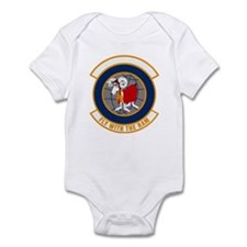 732d Airlift Squadron Infant Creeper