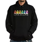 Love Is Love: Penguins Hoody