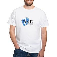 Dad Est 2012 Shirt