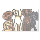 Labradoodle Lover Decal