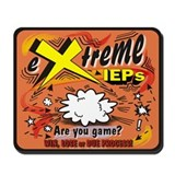 Extreme IEPs Mousepad