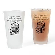 Academic Reputation Pint Glass