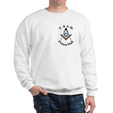 Prince Hall Square and Compass Sweatshirt