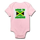 Made in Jamaica Infant Creeper