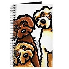 Golden Labradoodles Journal