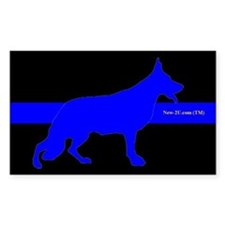 Go2: New-2U.com 4Best$ PD K9Dog Blue RS