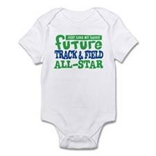 Future Track All Star Boy Infant Bodysuit