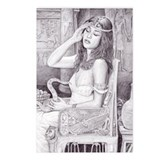Death of Cleopatra Postcards (Package of 8)