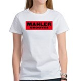 Mahler Grooves Tee