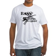 Bass your life on Christ Shirt
