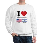 USA-ISRAEL Sweatshirt