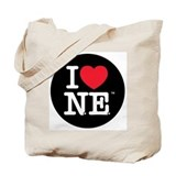 I Love NE Tote Bag