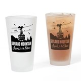 Skyland Mountain Souvenir Pint Glass