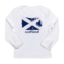 Scotland Long Sleeve Infant T-Shirt