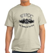 USN Navy SWCC Badge T-Shirt
