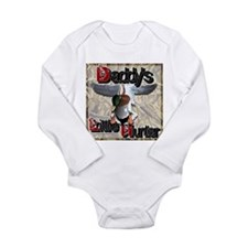 Daddy's Lil' Hunter III Long Sleeve Infant Bodysui