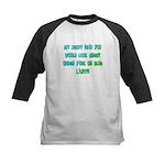 Funeral Director/Mortician Kids Baseball Jersey