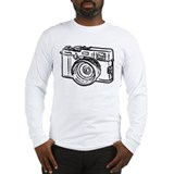 Camera Long Sleeve T-Shirt