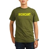 Michicant Anti Michigan Footb T-Shirt