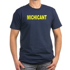 Michicant Anti Michigan Footb T