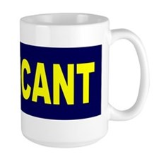Michicant Anti Michigan Footb Mug