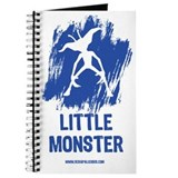Little Monster - Blue Journal