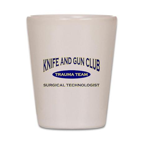 Knife & gun club (also light Shot Glass