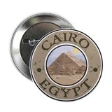Cairo, Egypt 2.25&quot; Button