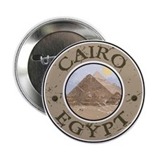"Cairo, Egypt 2.25"" Button"