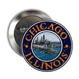 Chicago 2.25&quot; Button