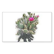 Nevada cactus Decal