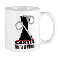 Castle: Writer of Wrongs Mug