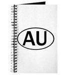 AUSTRALIA OVAL STICKERS & MOR Journal