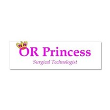 OR Princess ST Car Magnet 10 x 3