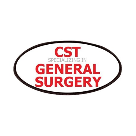 CST General Surgery Patches