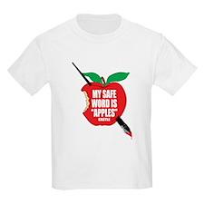 Castle: Apples Kids Light T-Shirt