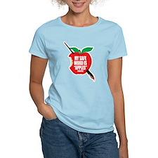 Castle: Apples Women's Light T-Shirt