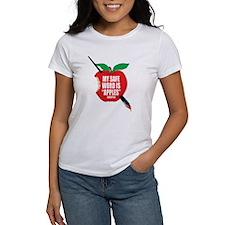 Castle: Apples Women's T-Shirt