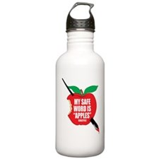 Castle: Apples Stainless Water Bottle 1.0L