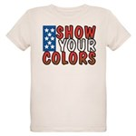 Show Your Colors Organic Kids T-Shirt