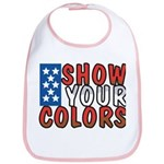 Show Your Colors Bib