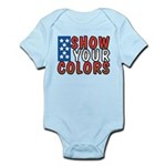 Show Your Colors Infant Bodysuit