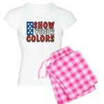 Show Your Colors Women's Light Pajamas