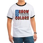 Show Your Colors Ringer T