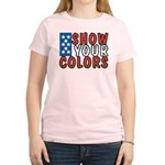 Show Your Colors Women's Light T-Shirt
