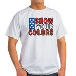 Show Your Colors Light T-Shirt