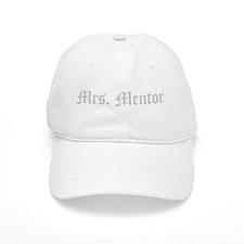 Mrs. Mentor Baseball Cap