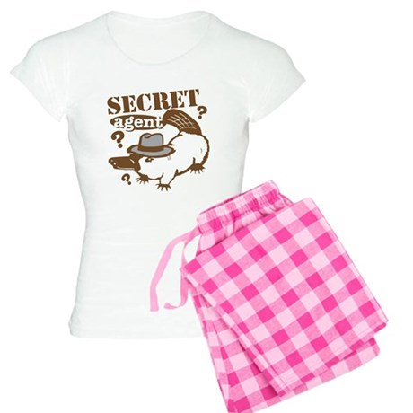Secret Agent Women's Light Pajamas