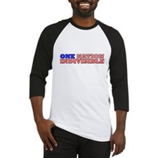 one nation indivisible Baseball Jersey